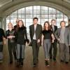 Groepsfoto van Volumia! Fotoshoot 2001