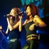 Birgit en Tamara, Afscheidsconcert Ahoy Rotterdam 6-4-2002