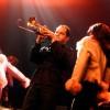 Eric van Oppen, Tamara Hoekwater en Birgit Ingen Housz van Volumia! in Amsterdam 15-12-2000