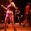 Birgit, Tamara en Xander, Amsterdam 15-12-2000