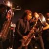 Xander en Harold met fanfare, Heerlen 15-2-2000