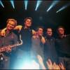 Harold, Xander, Axel, Eric en HP, Utrecht Vredenburg 25-1-2000