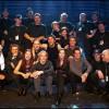 Volumia! met crew, Utrecht Vredenburg 25-1-2000