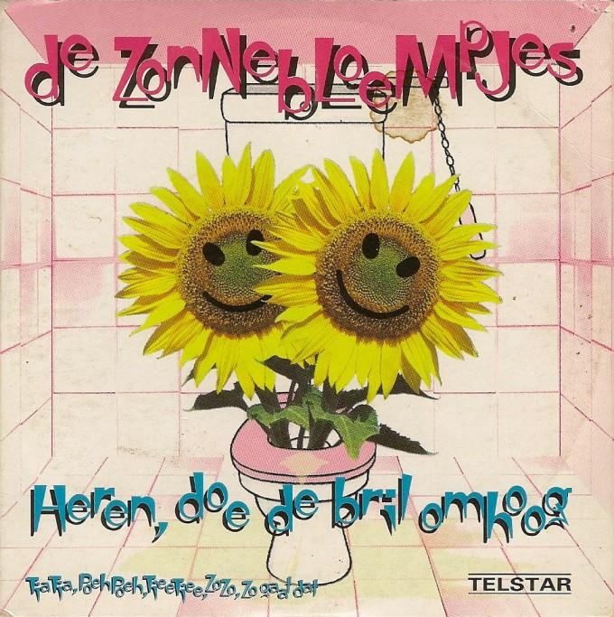De allereerste Single van Volumia, De Zonnebloempjes