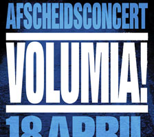 Volumia! afscheidsconcert HMH2